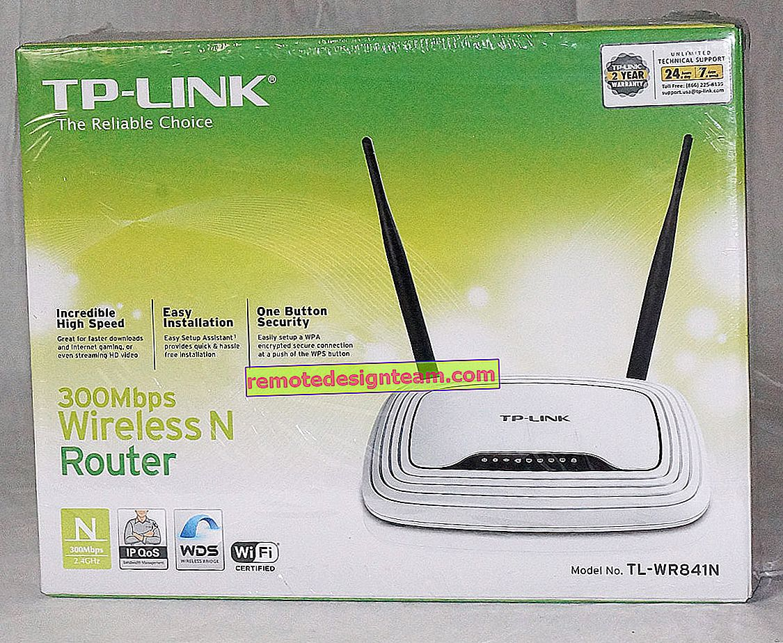 Come eseguire il flashing di un router TL-WR841N (TL-WR841ND) Tp-link?