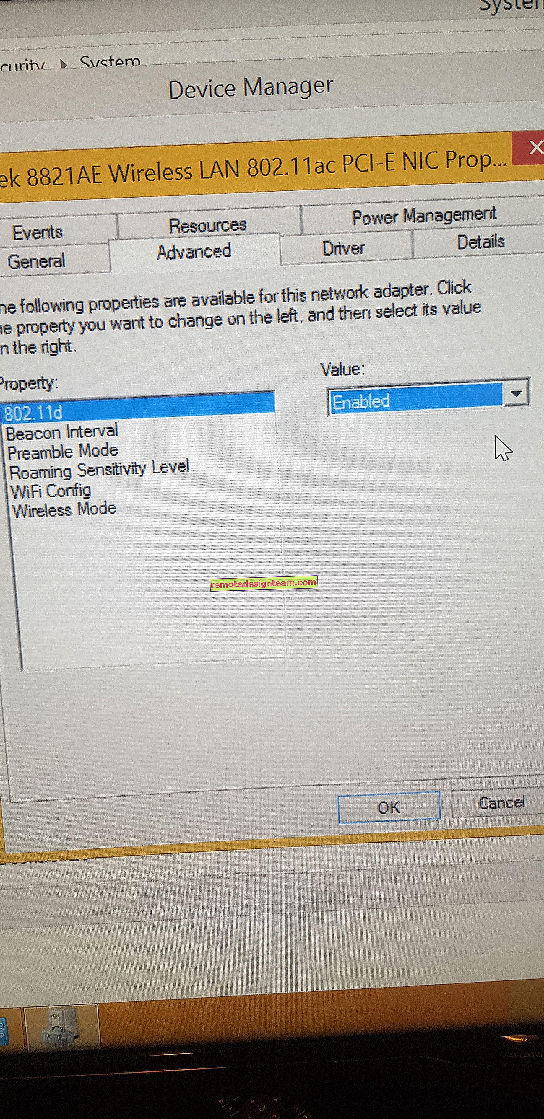 Windows 10, Wi-Fi ağını görmüyor