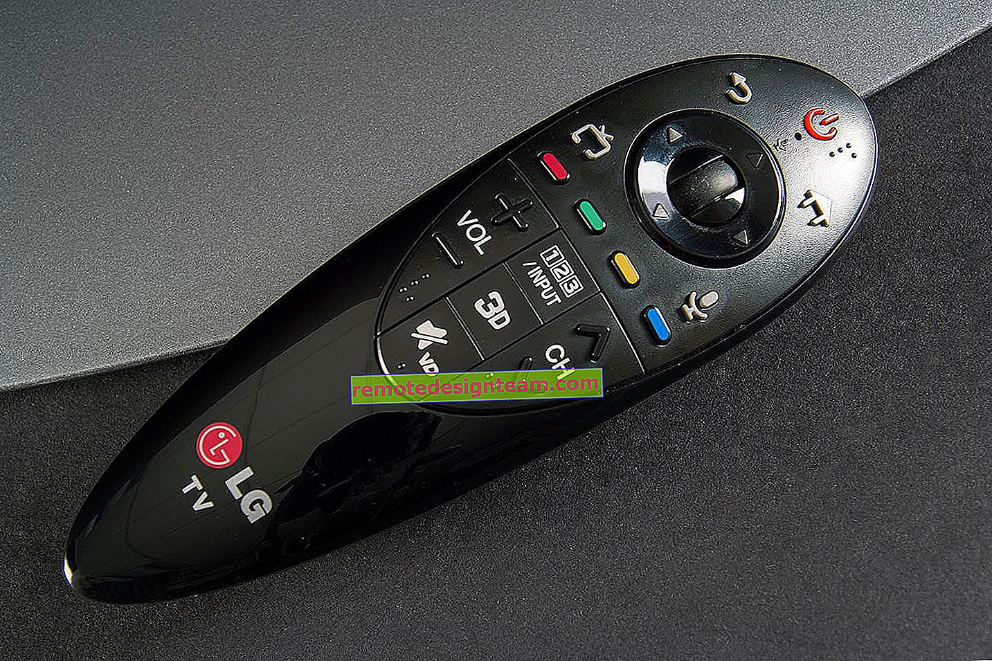 Selezione di LG Magic Remote. Compatibilità del telecomando con Smart TV