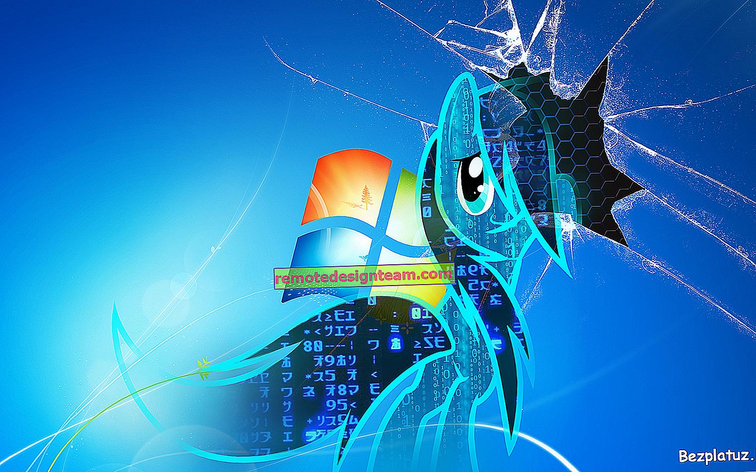 Ripristino delle impostazioni di rete TCP / IP e DNS in Windows 7