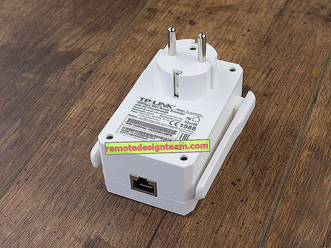 Installazione e configurazione del ripetitore TP-LINK TL-WA850RE