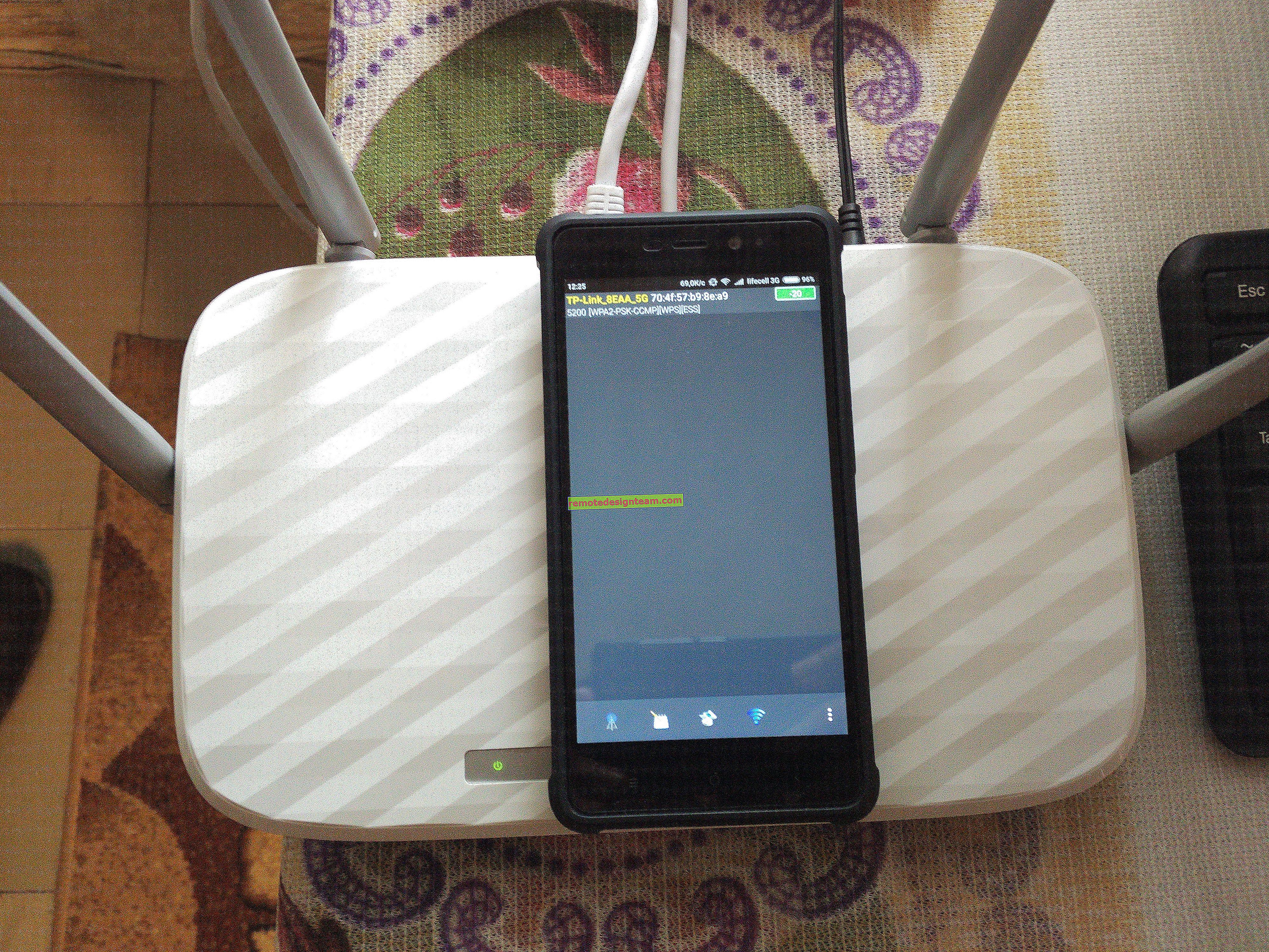 Cara menghadkan kelajuan internet pada penghala Wi-Fi TP-LINK
