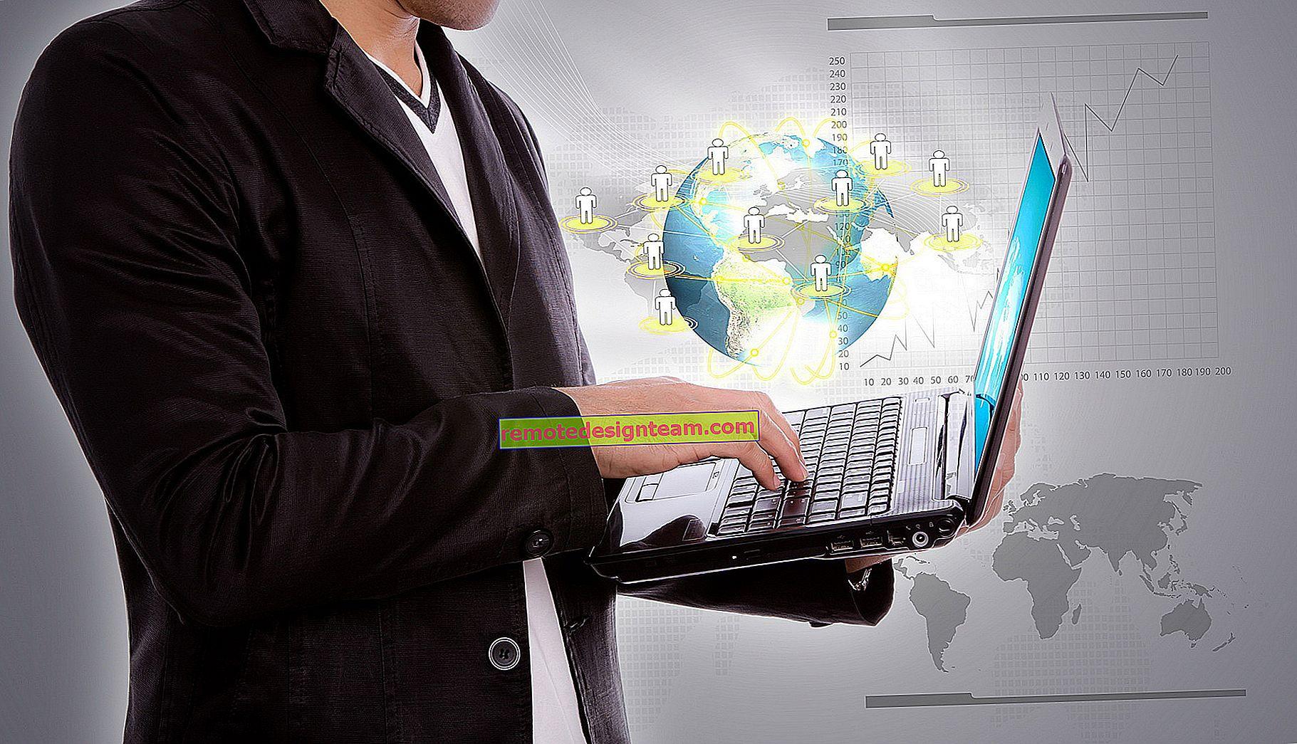Trasferiamo un file di grandi dimensioni su Internet. Modi semplici
