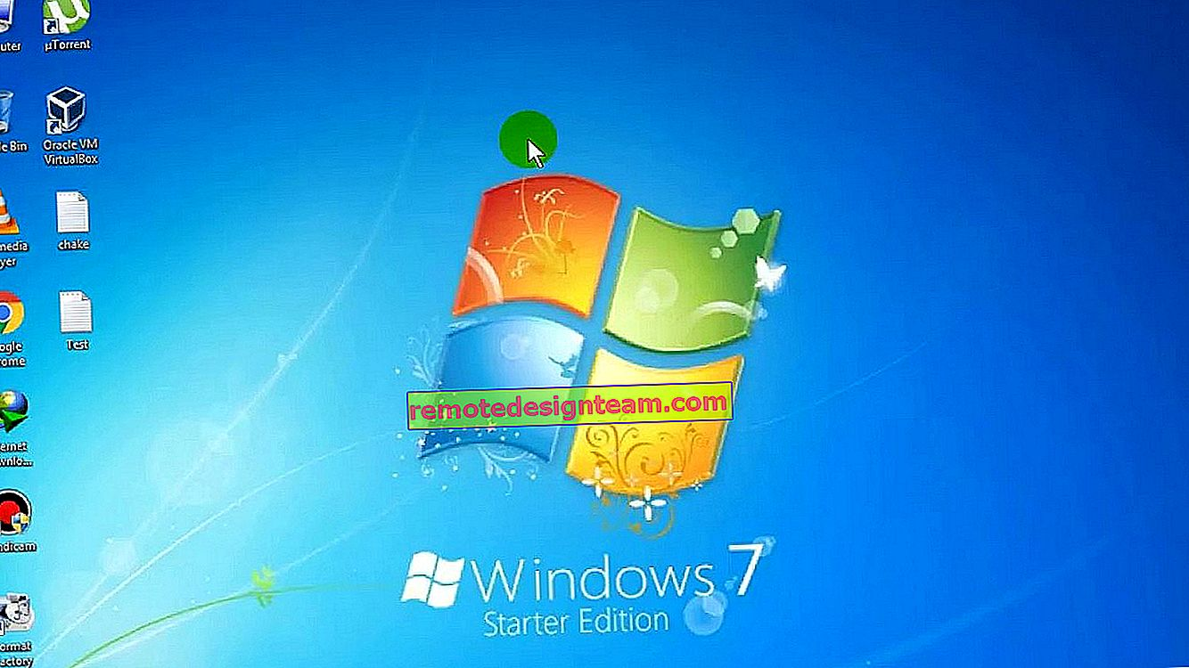 Rimuovi la rete Wi-Fi su Windows 7