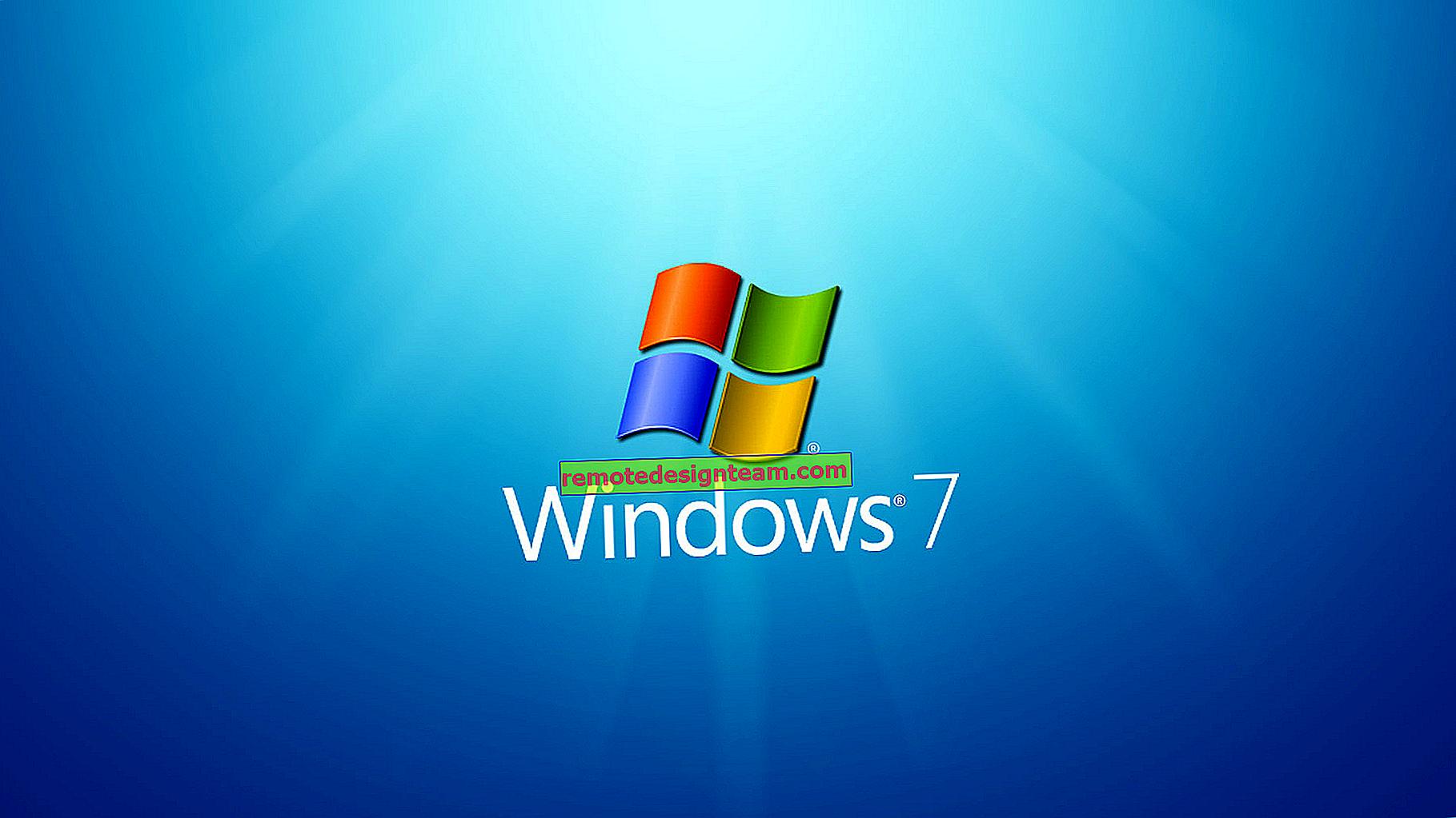 วิธีเปิด Wi-Fi บนแล็ปท็อป Windows 7