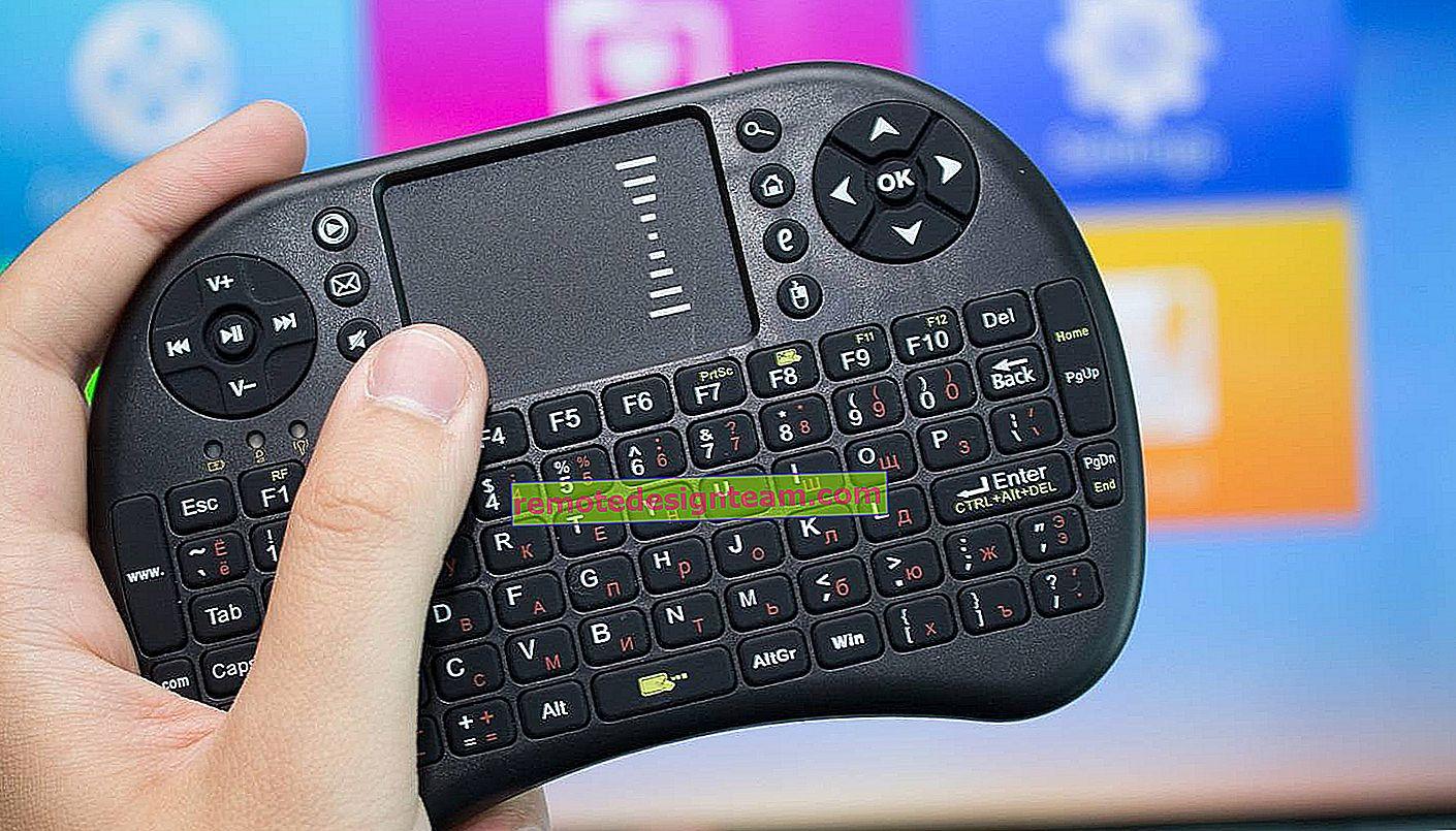 Bagaimana cara menghubungkan mouse dan keyboard nirkabel ke LG Smart TV?