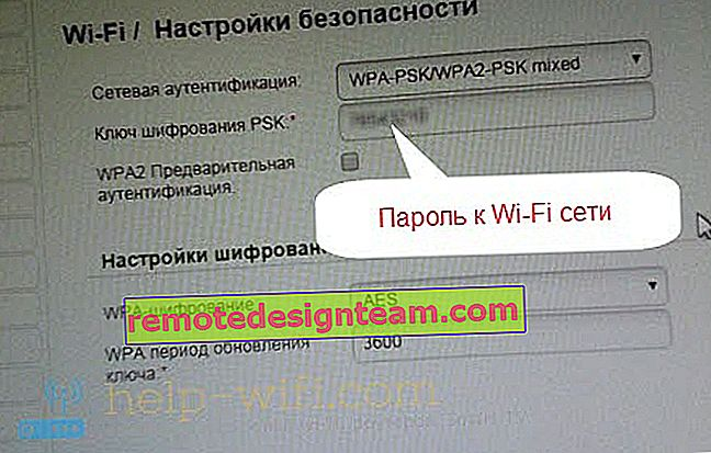 Password Wi-Fi su DIR-615