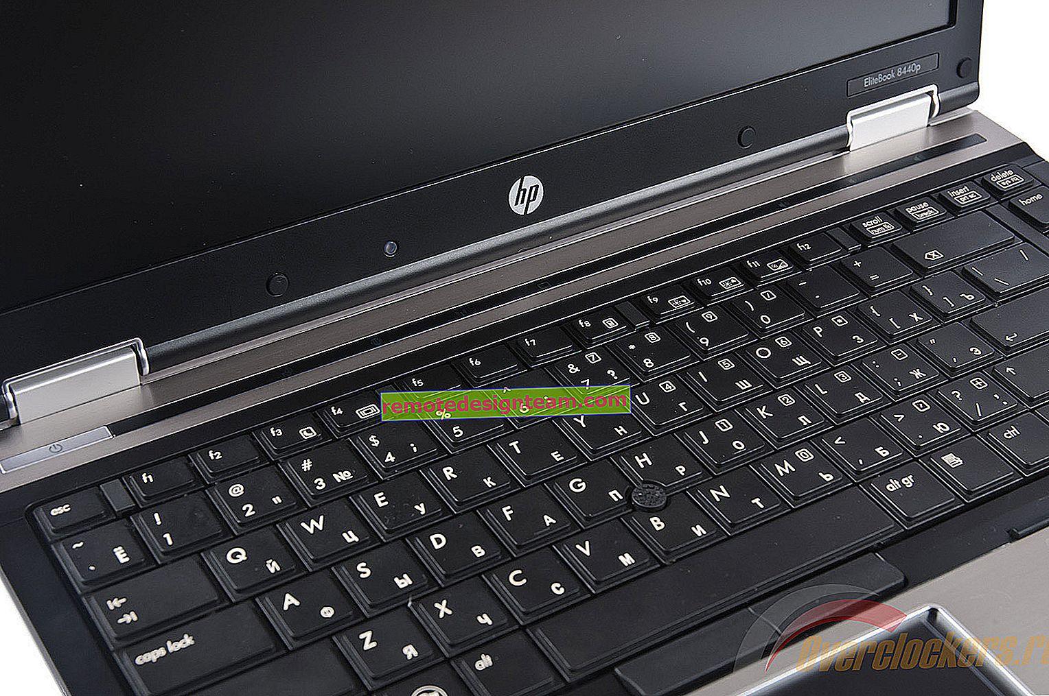 Bagaimana cara mengaktifkan Wi-Fi di laptop jika keyboard rusak atau tombol FN tidak berfungsi?