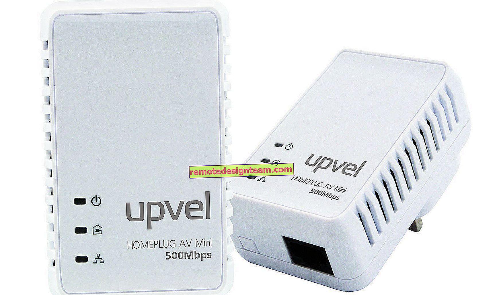 Стандарт HomePlug AV і PowerLine-адаптери: що це, і як працює?
