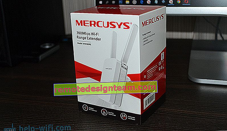 Mercusys MW300RE