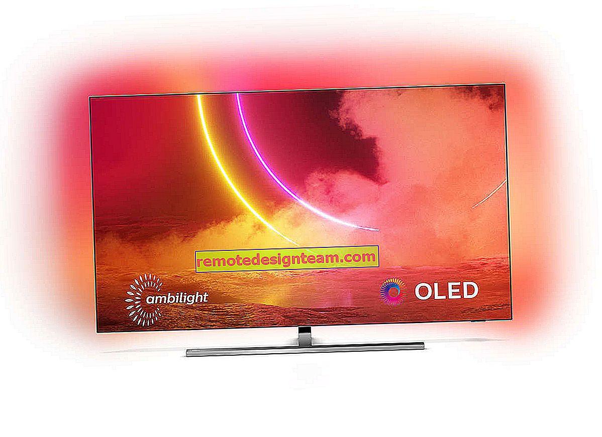 TV Philips di TV Android: ulasan dan ulasan saya