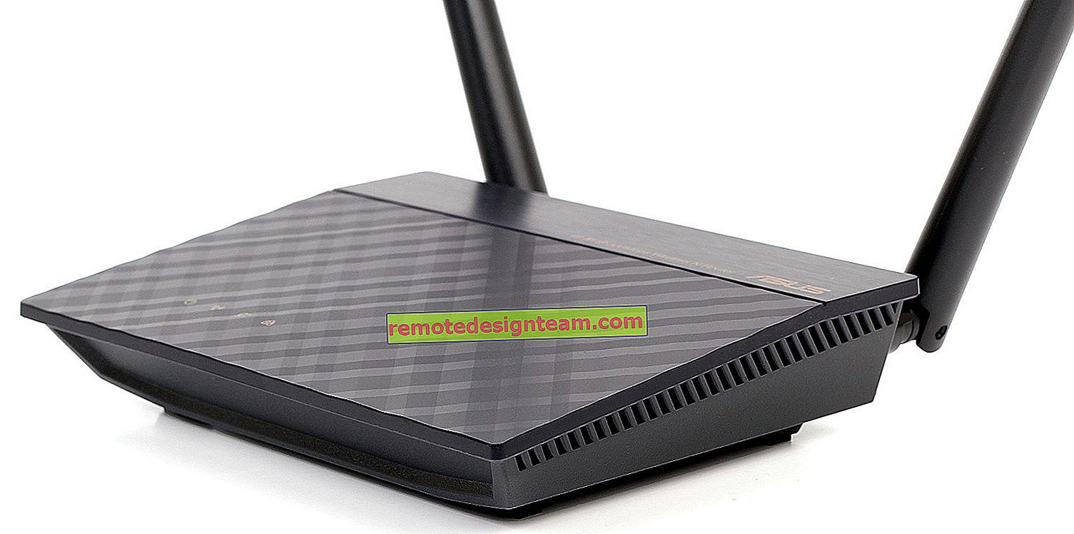 Konfiguracja routera Asus RT-N18U. Połączenie, konfigurowanie internetu i sieci Wi-Fi