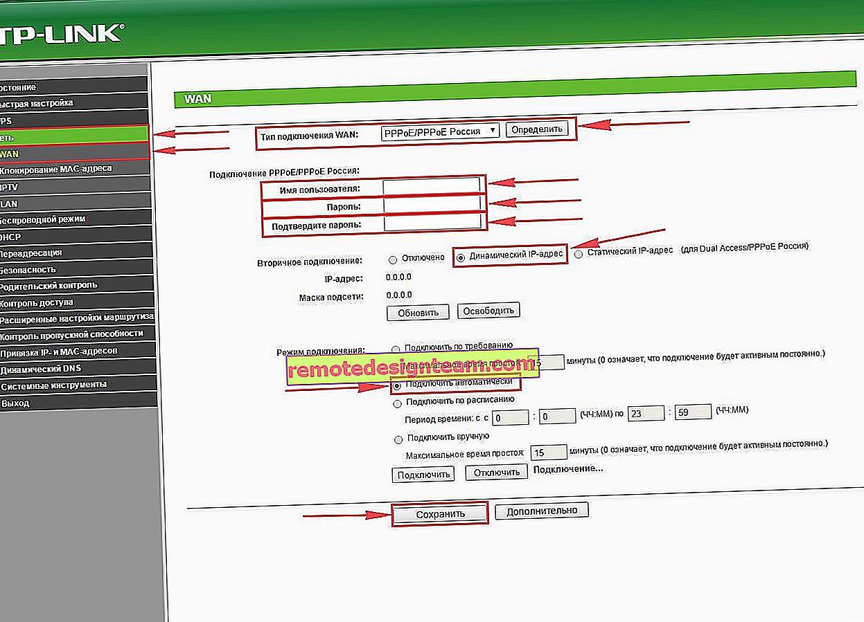 Configurazione del DDNS (DNS dinamico) su un router TP-Link