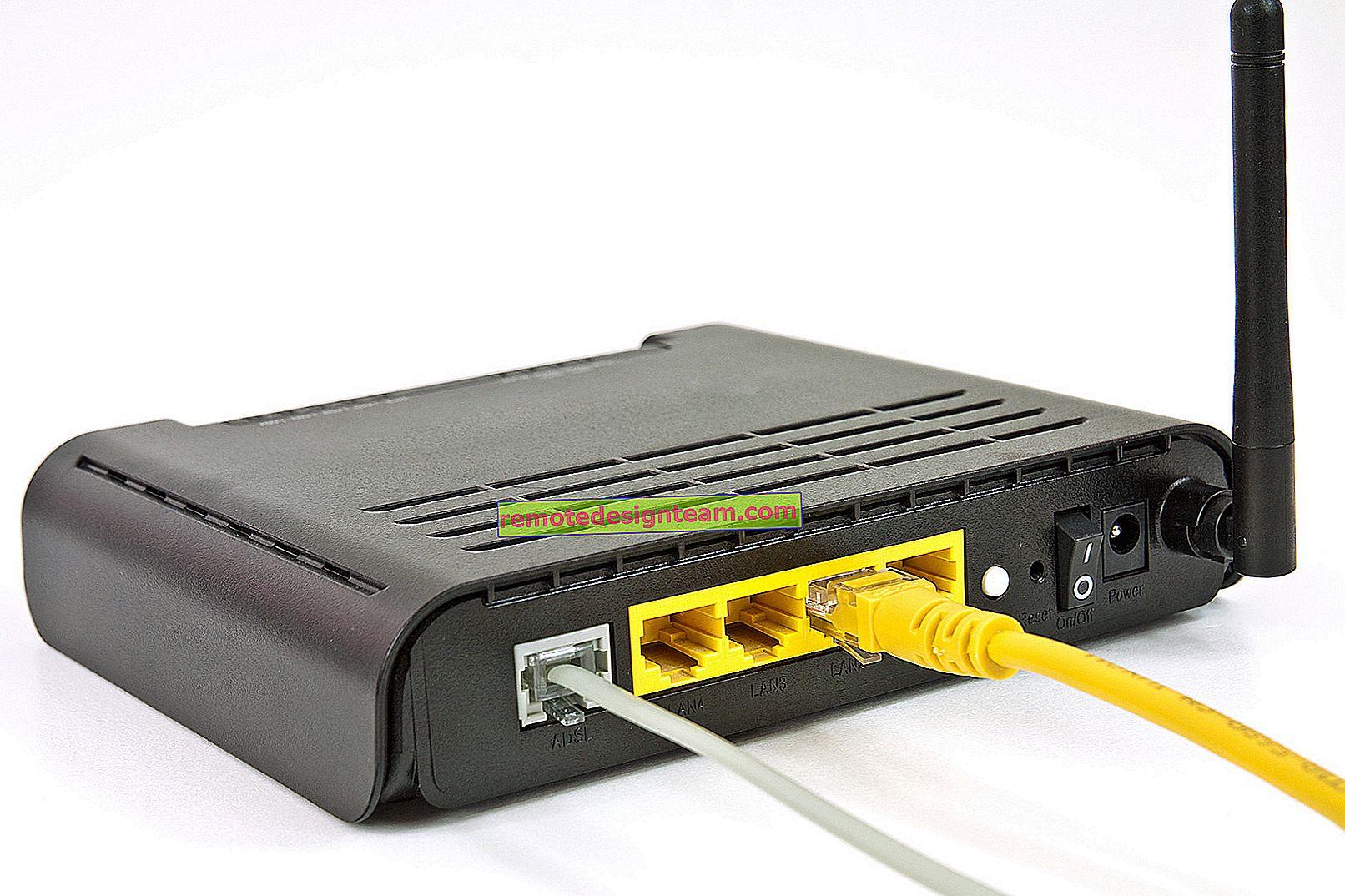 Dove installare un router Wi-Fi in un appartamento o in una casa?