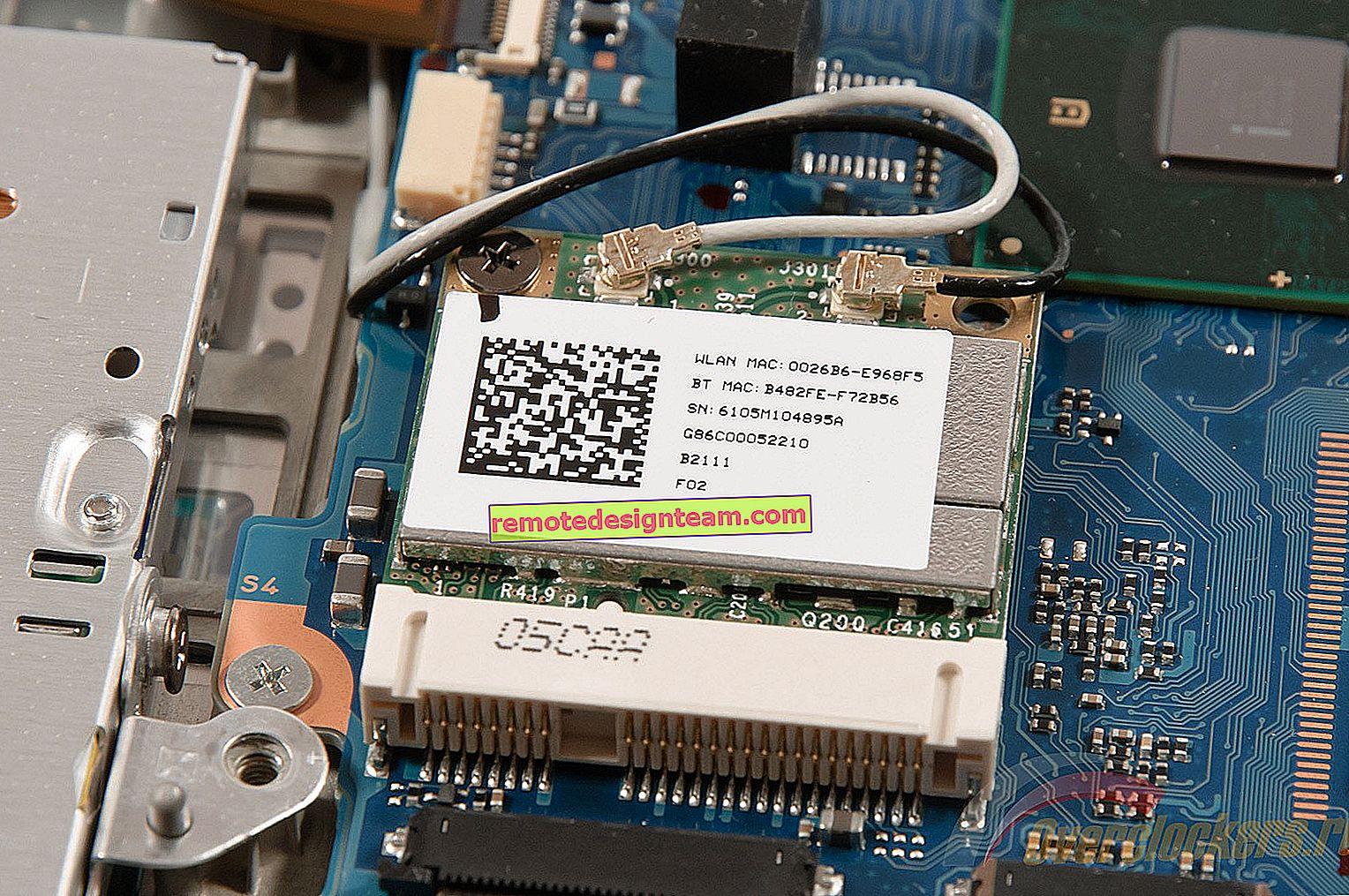 Jak wymienić moduł Wi-Fi w laptopie?