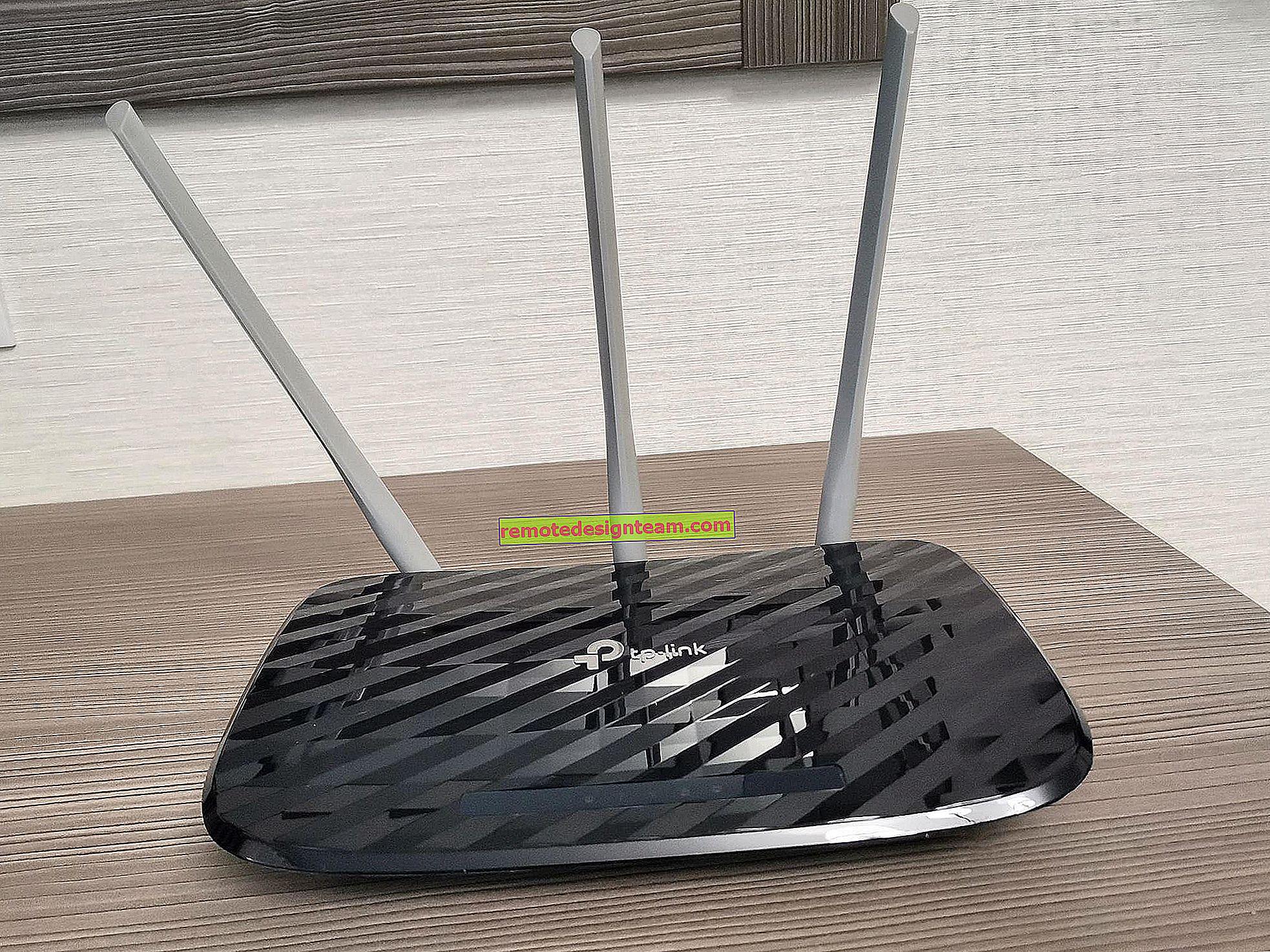 TP-Link Archer A5 - tinjauan, spesifikasi, ulasan penghala