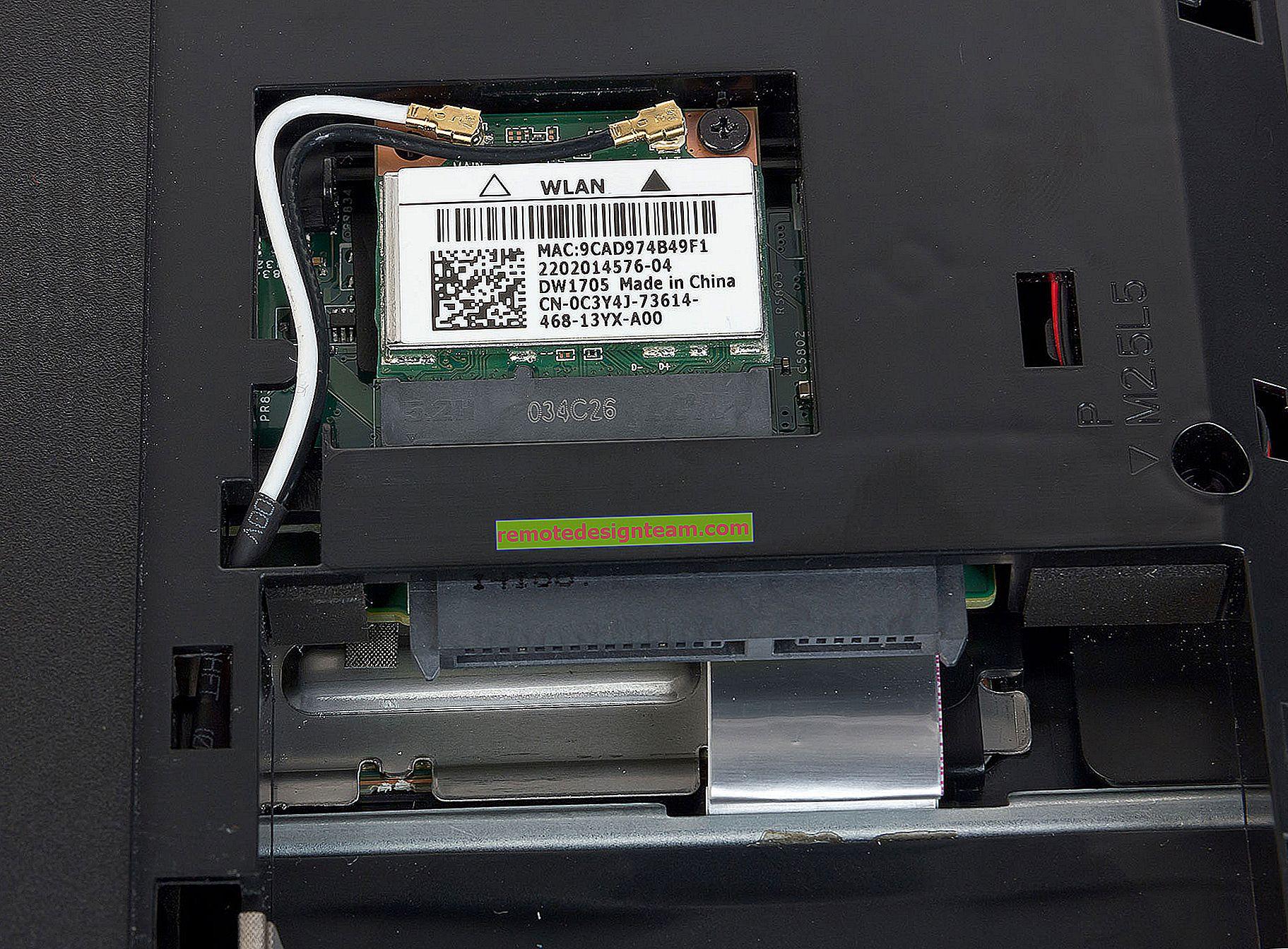 Wi-Fi nie działa na laptopie HP po zainstalowaniu systemu Windows 7 zamiast Windows 10