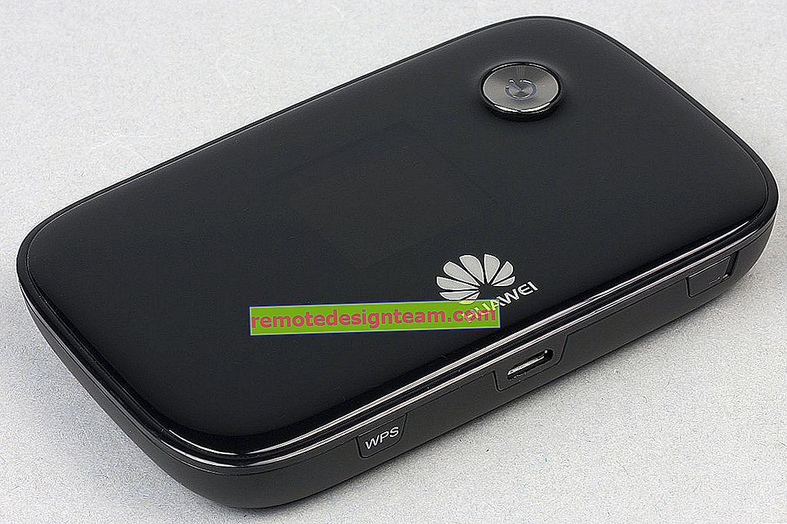 Resetowanie modemu Huawei i routera mobilnego
