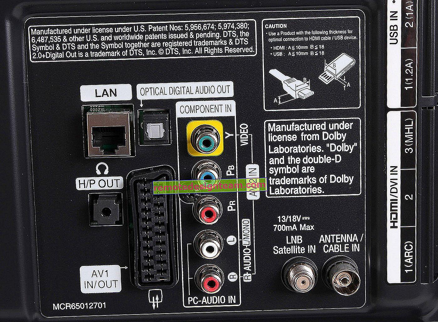 Jak podłączyć słuchawki do telewizora Samsung UE40J5000AU?