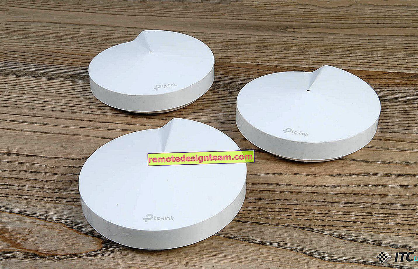 Огляд Mesh Wi-Fi системи TP-Link Deco M5