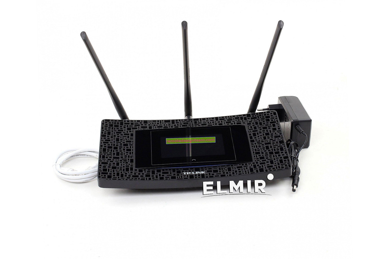 راوتر TP-Link Touch P5. مراجعة ، استعراض ، معلومات