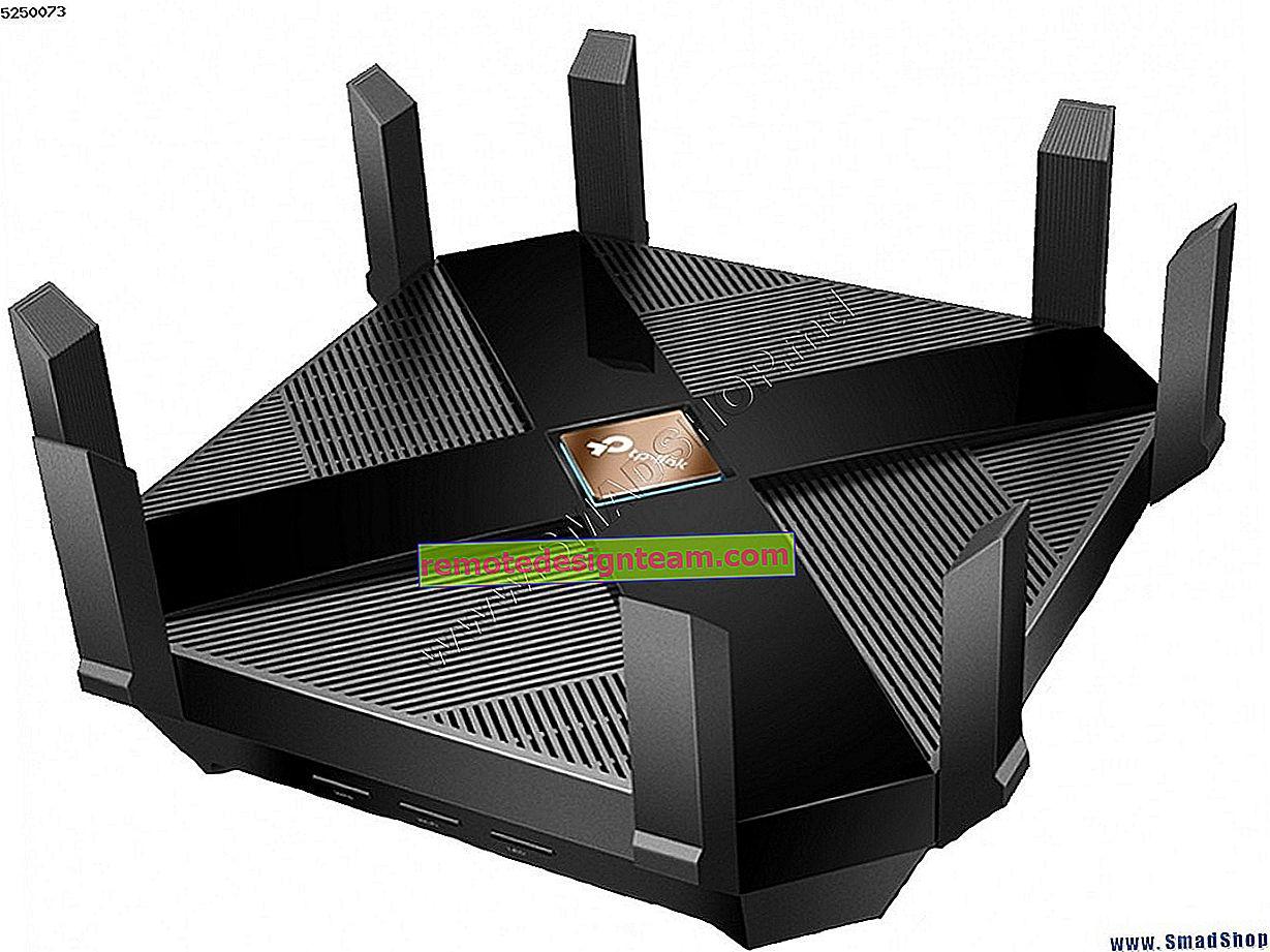 TP-Link TL-WR942N. Configurazione di Internet e della rete Wi-Fi