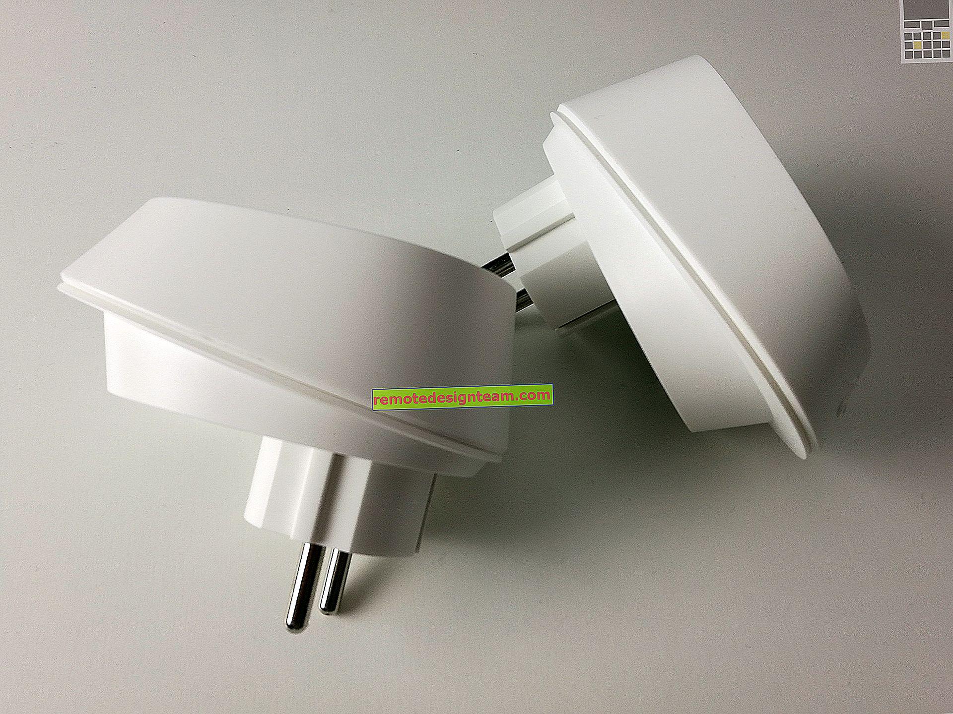 Jimat tenaga dengan palam pintar TP-Link