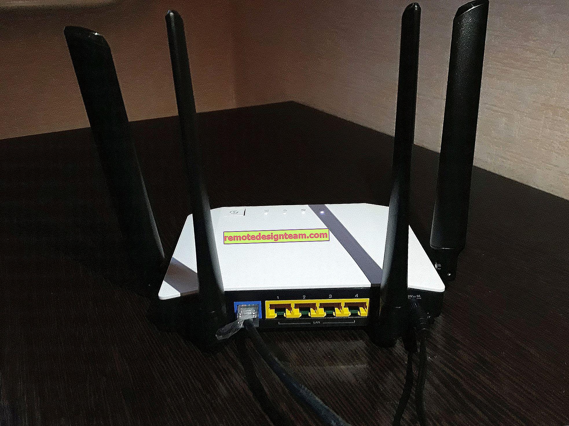 Kelajuan Wi-Fi menurun semasa memuat turun torrents