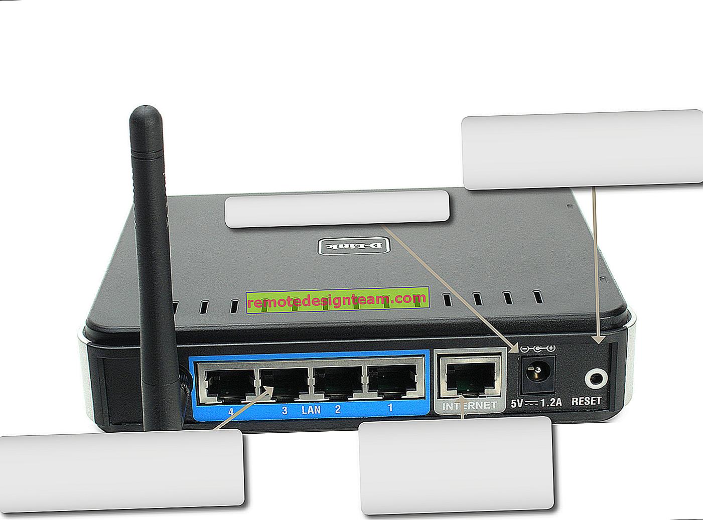 Come collegare un router al Wi-Fi tramite 802.1x da Rostelecom?