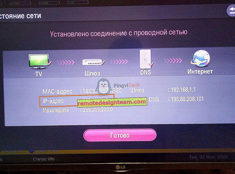 Come posso trovare l'indirizzo IP locale del router?